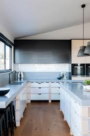 minosa a unique kitchen design solution based on a palette