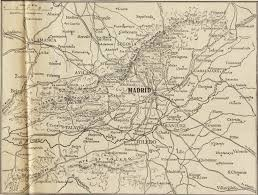 Map Of Northern Spain by Spanish Civil War Maps Modern Records Centre University Of Warwick