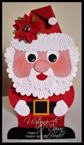 cricut card ideas cricut doodlecharms santa card