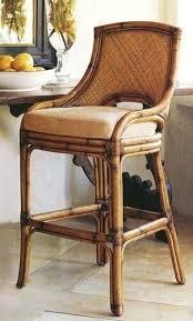 Palecek Bistro Chair Palecek Bar Stools Grey Rattan Stool Back Healthfestblog