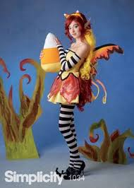 Simplicity Halloween Costumes Bring Amy Brown U0027s Art Fairy Costume Pattern