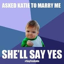 Wedding Proposal Meme - 130 best unforgettable wedding proposals images on pinterest