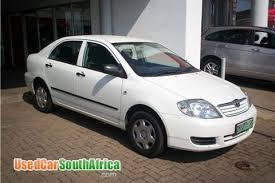 toyota corolla used for sale 2005 toyota corolla used car for sale in pretoria gauteng