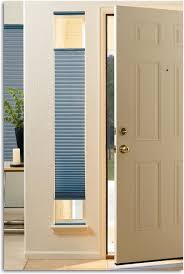 Blinds For Sidelights Classy Sidelight Blinds Hunter Douglas Duette Shades Cordless