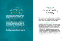 the anxiety workbook a 7 week plan to overcome anxiety stop