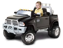 dodge ram kidtrax ram 3500 dually 12 volt powered ride on walmart canada