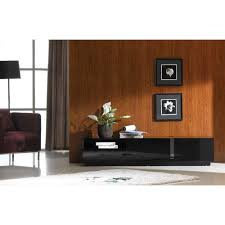 black high gloss modern tv stand j u0026m furniture modern manhattan