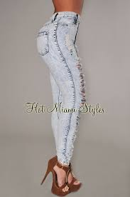 Light Wash Ripped Skinny Jeans Light Acid Wash Ripped Skinny Jeans U2013 World Trend Models Of Jeans