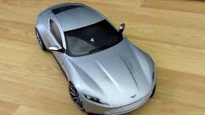 Aston Martin Db10 James Bond S Car From Spectre James Bond U0027s Aston Martin Db10 1 18 2015 Spectre Wheels