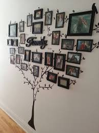30 family picture frame wall ideas family tree wall decor