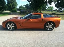atomic orange corvette convertible for sale 2007 atomic orange corvette 3 790 units this car