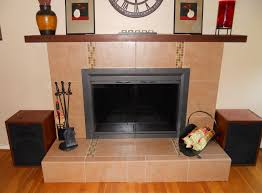 cozy fireplace refacing on interior with to reface a brick