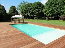 plage de piscine terrasse en bois piscine 78 les yvelines france terrasse bois