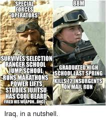 Ranger School Meme - 88m special forces operators survivesselection ranger school a