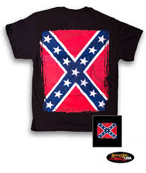 Black Confederate Flag Confederate Motorcycle Rally Usa