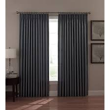 a l ellis dover pinch pleat thermal insulated curtains 612778