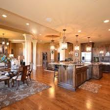 living room and kitchen open floor plan 5 open floor plans for your living area open concept living spaces