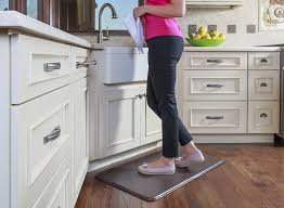 Padded Kitchen Mat Amazon Com Imprint Cumulus9 Kitchen Mat Cobblestone Series 20 In