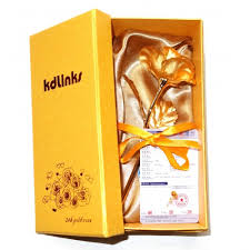 best valentines gifts kdlinks 24k 10 inch gold foil best s day gifts