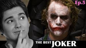 best joker halloween costumes heath ledger the best joker ep 5 youtube