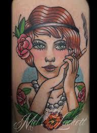 Tattoo Artist Resume Mel Lockett H U0026h Tattoo Artist Hart U0026 Huntington Tattoo Co