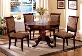 dark brown round kitchen table kitchen blower surprising round kitchen tablets for dining room
