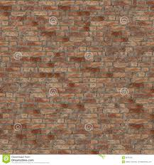 Wall Texture Seamless Seamless Brick Wall Texture Stock Photo Image 8079798