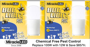 miracle led bug light review light bulbs miracle led