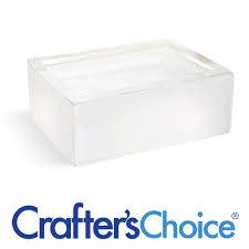 Crafters Supply Crafters Choice Premium Shave U0026 Shampoo Mp Soap Base 2 Lb Tray