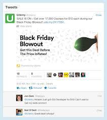 udemy black friday black friday campaign mara coombes portfolio