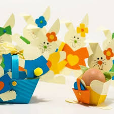 bunny decorations the easter bunny as easter decoration fresh design pedia
