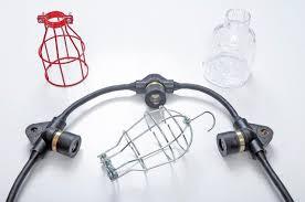 heavy duty string lights outdoor lighting streamers temporary lighting stringers string