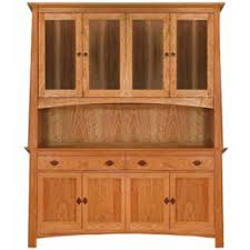 mission style china cabinet mission craftsman style furniture vermont woods studios