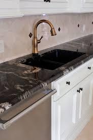 Titanium Granite Kichen Traditional Kitchen Dallas By - Kitchen sink titanium