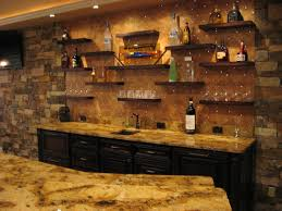 Floating Shelves Kitchen by Floating Shelves Contemporary Kitchen Atlanta By True