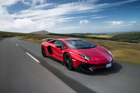 lamborghini nomana lamborghini aventador sv on the isle of man in pictures 1 evo