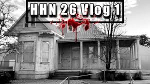 halloween horror nights map halloween horror nights 26 vlog 1 tcm 3x in a row also donut