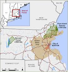 Boston Crime Map by Boston Metro Ecological Research