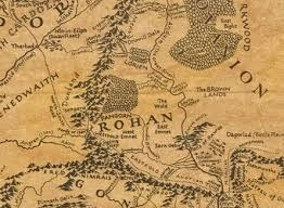 map from lord of the rings the lord of the rings location guide backpacker guide new zealand