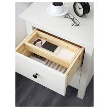 hemnes 2 drawer chest black brown ikea