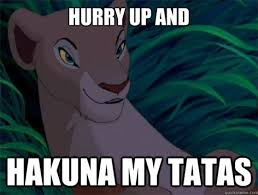 Horny Girl Meme - lion king dirty jokes sexual memes from animated disney film