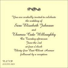 Wedding Reception Wording Samples Indian Wedding Invitation Wording Samples Paperinvite