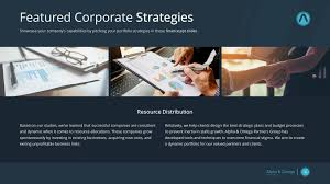 modern financial premium powerpoint template u2013 slidestore