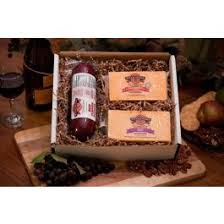 Wisconsin Cheese Gifts Homestead Wisconsin Cheese Simple Elegance Wisconsin Cheese Gift Box
