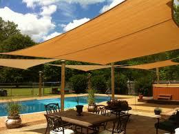 Sail Patio Cover Marvelous Ideas Backyard Sun Shades Pleasing 13 Cool Shade Sails