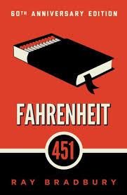Barnes And Noble Grossmont Center Fahrenheit 451 By Ray Bradbury Paperback Barnes U0026 Noble