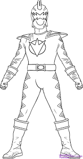 power rangers spd coloring pages getcoloringpages com