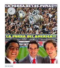 Memes Pumas Vs America - los memes del am礬rica vs pumas below the line retail revista