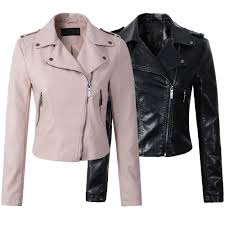 discount leather motorcycle jackets online buy wholesale leather pink jacket from china leather pink