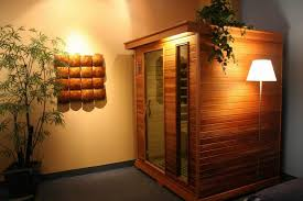 stunning ideas for wood sauna design with unique lighting nytexas